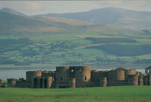 Beaumaris Castle © Crown copyright (2013) Visit Wales