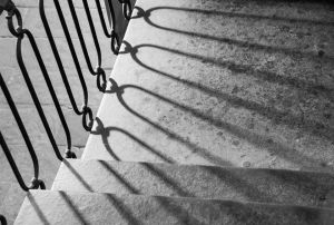 Stair Shadows