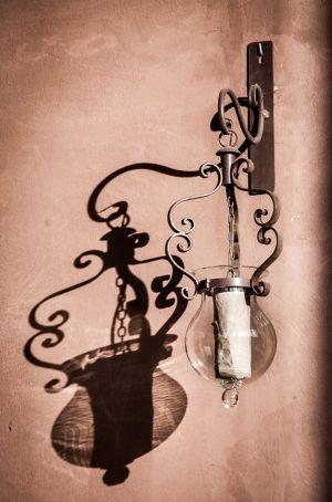Lantern Shadows